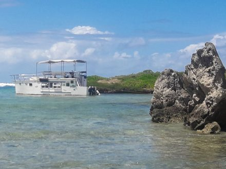Totof Tours 3 Island Boat Excursion Ile aux Phare